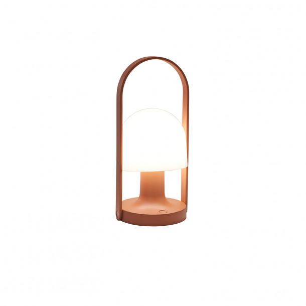 FollowMe Terracotta Bordlampe