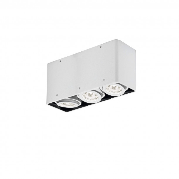 Light Box Soft 3 Utenpåliggende Downlight