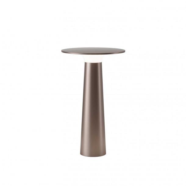 Lix IP44 bronse Bordlampe