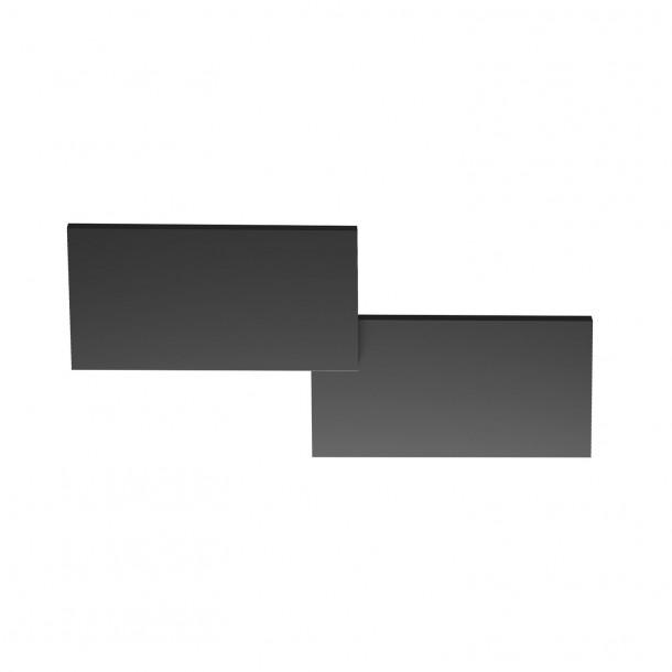 Puzzle Double Rectangle Vegglampe